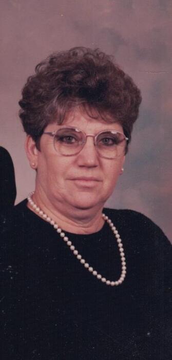 Betty Arlene (Lively) Hodges