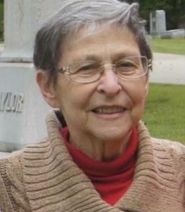 Mary Lee Johnson (Carr)
